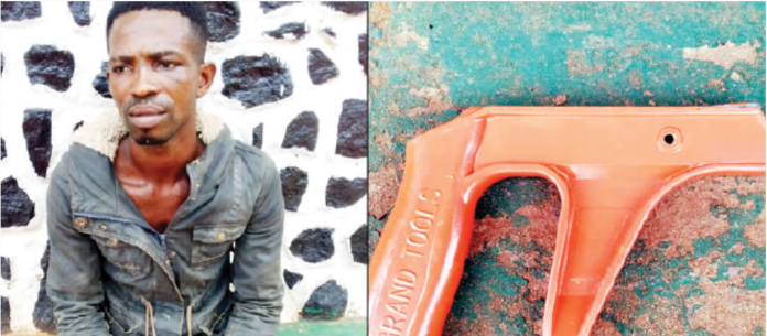 Ex-Convict, Aso-Rock raped woman 36, after threatening her with toy gun