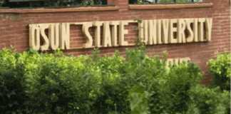 Osun Varsity matriculates 418 post graduate student, begins online lectures