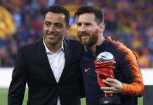 When Lionel Messi will retire, Xavi reveals