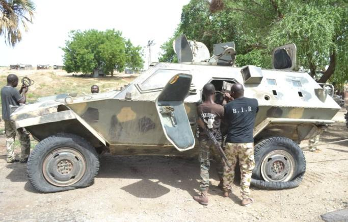 241 victims rescued, as Nigerian Army neutralise 19 Boko Haram/ISWAP terrorists