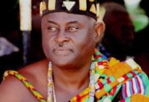 Ghanaian Monarch Dowuona VI accuses Nigerian High Commission of trespassing