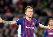 Ivan Rakitic 71 minutes goal rescues Barcelona from another draw