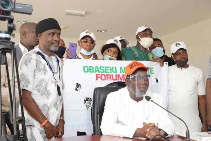 Edo Gubernatorial Election: PDP screens Governor Godwin Obaseki