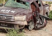 One dead, 3 injured, as Soldiers assault RRS, COVID-19 committee members in Borno