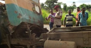 Anambra Accident: FRSC confirms 4 dead in auto crash