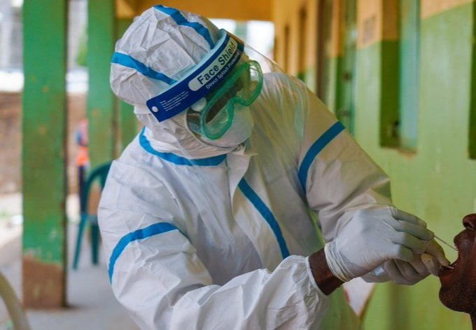 Africa's confirmed COVID-19 cases hit 2.215m – Africa CDC