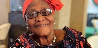 Oby Ezekwesili mother dies of Cancer at 78