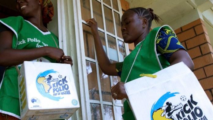 Nigeria now free of Polio virus, WHO declares