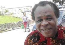 Buhari mourns Nigeria's foremost scientist, Ezekiel Izuogu