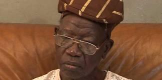 Ojikutu felicitates first civilian Governor of Lagos State, Jakande at 91