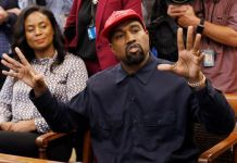 Kanye West's clothing brand, Hollywood production coys on pandemic loan list