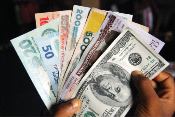 Nigerian Currency: Naira to dollar declined after marginally growth