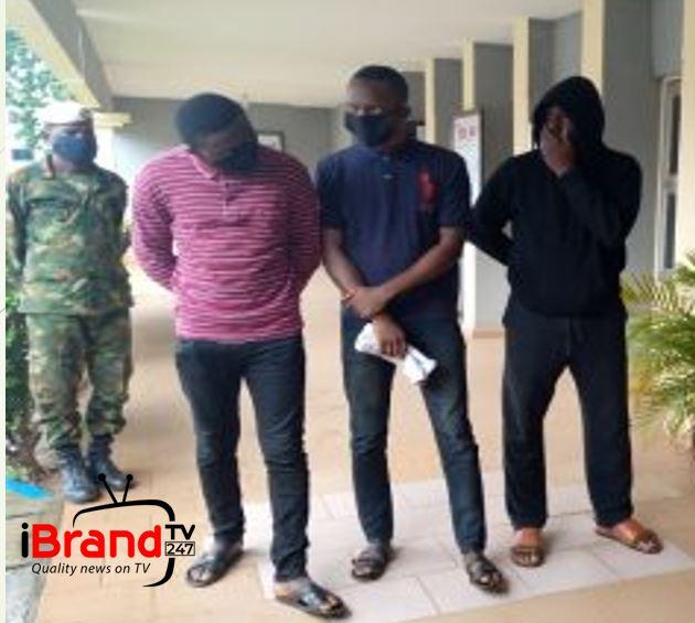 Tolulope Arotile: Nigerian Air Force handover 3 former schoolmates to Police