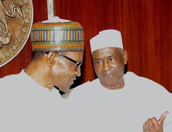 Buhari mourns friend, political associate, Ismaila Isa Funtua