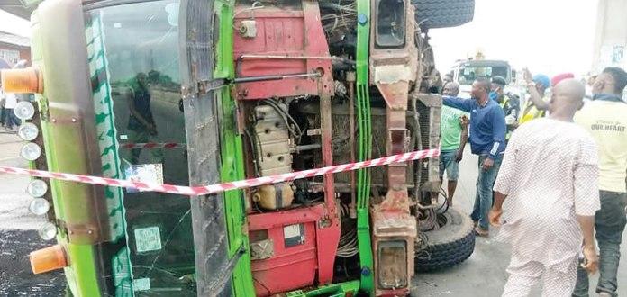 How truck killed 2 undergraduates in Ekiti State