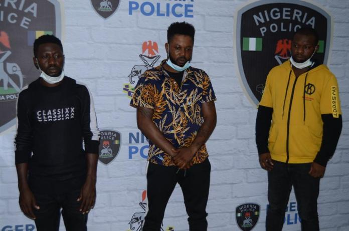 Again! Nigeria Police, Interpol arrest 3 suspects over cybercrime