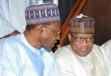 Nigeria's President Muhammadu Buhari has felicitated with the former military President, Gen. Ibrahim Badamasi Babangida