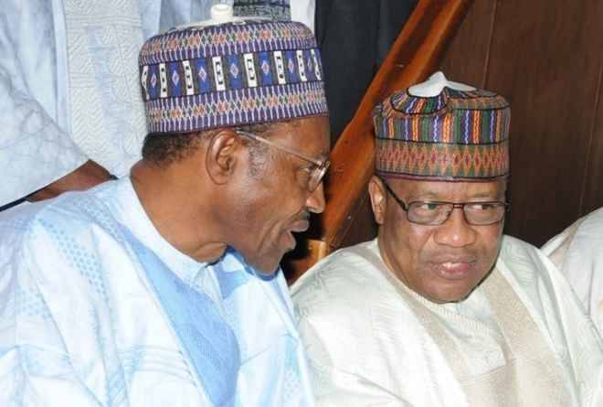 Ibrahim Babangida at 79: President Buhari felicitate with former military head