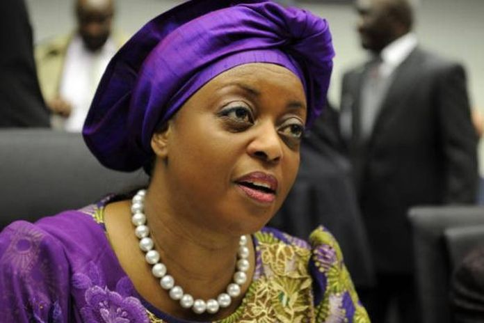 Diezani attacked over Yahoo boys comment, as Nigerians says 'Return Looted Fund'