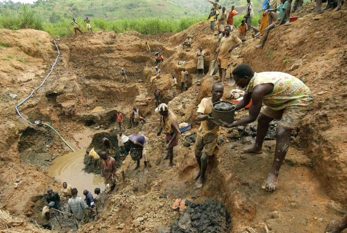Global Rights, ACCA frown over poor regulation of artisanal, illegal miners