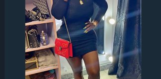 'My Yansh Don Heal' Omohtee announces her recovering...