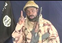 Boko Haram leader, Shekau condemns Kano death sentence over Blasphemy
