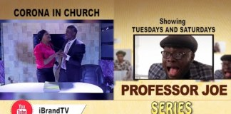 PROFESSOR JOE: (EP5) Corona in Church - YouTube
