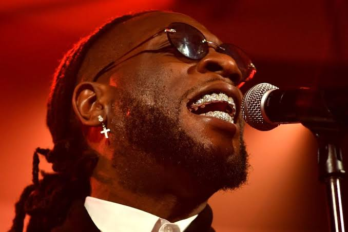 BET Award: Burna Boy Shines For The Third Time