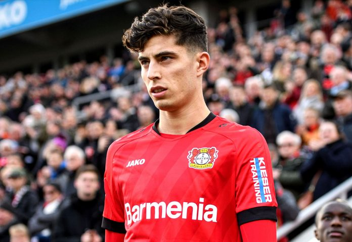 Kai Havertz agrees 5 years deal with Chelsea