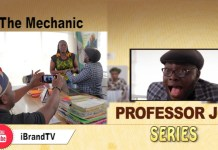 PROFESSOR JOE (Episode 2) - The Mechanic - YouTube