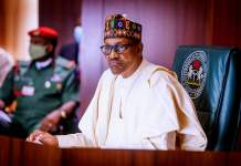 Just In: President Muhammadu Buhari full speech