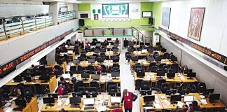 NGX returns to positive stands with Dangote Cement gain, up N36bn