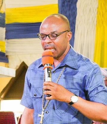 Rev. Bassey Umoh