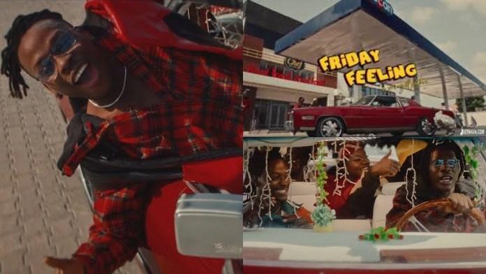 Music Video: Fireboy DML - Friday Feeling | LuciPost