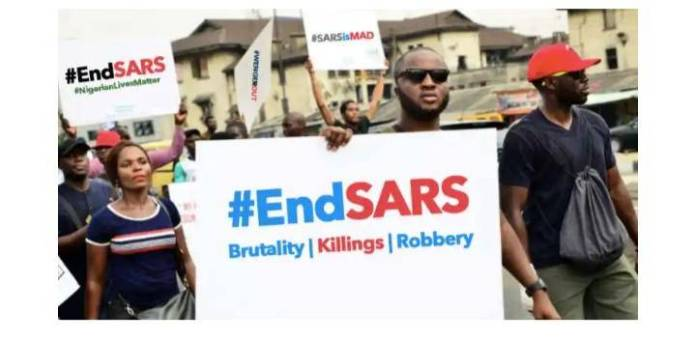 #EndSARS: Revolution not the answer - Lady drummer, Ara