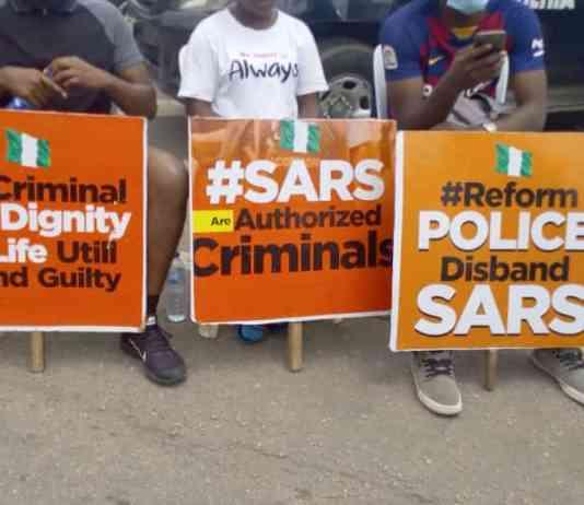 #EndSARS: Hoodlums hijack protests in Lagos