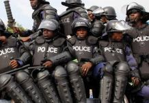 Just In: IGP deploys anti-riot police officers