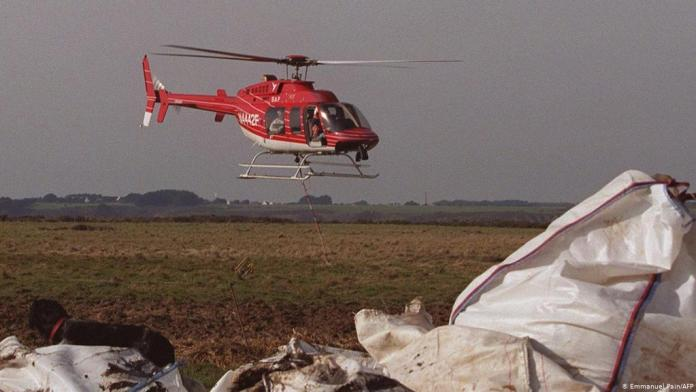 French Helicopter Crash Leaves Five Dead