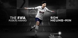 Breaking: Son's Breathtaking Goal Earns Him FIFA Puskas