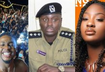Ugandan Police Reveal Why Omah Lay, Tems Were Arrested