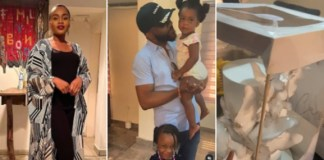 Media Personality Ebuka Uchendu Throws Surprise For Wife On Her Birthday