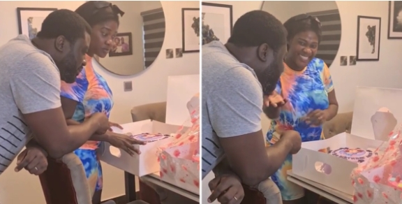 Actress Mercy Johnson And Hubby Plan Surprise Birthday Party For Their Daughter