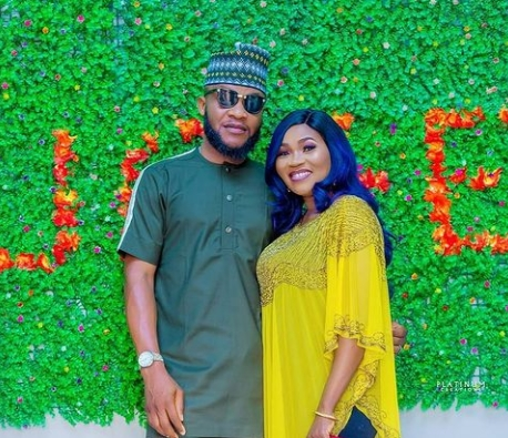 Actress Yewande Adekoya Celebrates Husband With Sweet Words On His Birthday