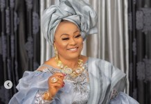 Actress Sola Sobowale In Stunning Photos As She Clocks A New Age