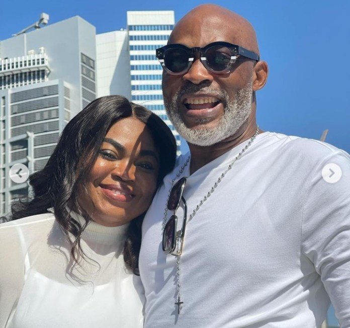Actor RMD Marks 20th Wedding Anniversary With Wife