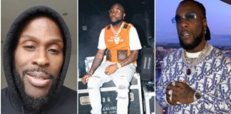 Rapper Ikechukwu Says Burna Boy And Davido's Fight Was Staged Managed