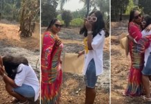 BBNaija's Kaisha Gets Land Gift From Her Mom