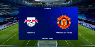 Leipzig vs Manchester United | Red Bull Arena | UEFA Champions League | PES 2021 - YouTube