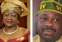 Momodu, Onochie Fight Dirty On Social Media Over Buhari