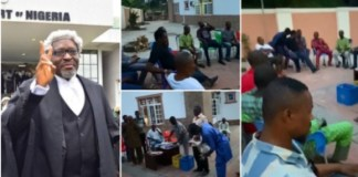 Kanayo O Kanayo Celebrated For Being The First Lawyer In His Community